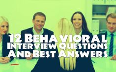 Here are some best and worst replies that will show you the proper way to answer while attending behavioral interview session to prove your maturity. Example Interview Questions, Behavioral Interview Questions, Interview Advice, Interview Process, Interview Questions And Answers, Job Interviews, Star Questions, This Or That Questions, Teaching Interview