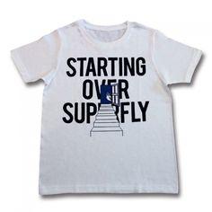 Starting Over Tシャツ【ホワイト】 | TAISUKE SHOP