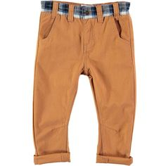 Camel Cord Trousers
