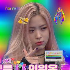 Kpop Girl Groups, Korean Girl Groups, Kpop Girls, K Pop, Icons Girls, Indie, Cybergoth, Cute Icons, Kpop Aesthetic