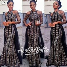 Stylish Aso-Ebi , Super Styles for 2018