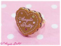 Wonder Cookie Ring -