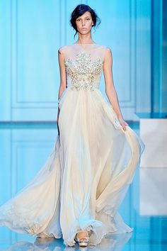 Elie Saab Couture » Fall 2011 Couture »