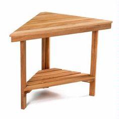 Mini Corner Bench from #Teaksworks4u