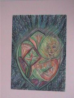 olje pastel av Eva Andersen Oslo Oslo, Pastel, Artwork, Painting, Art, Pie, Work Of Art, Painting Art, Paintings