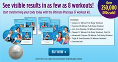 Workout DVDs & Exercise Videos from Physique 57®. Free Trial Offer on the Best Fitness Workout DVDs