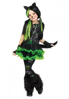 Kool Kat Costume