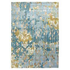 Pairing artful craftsmanship with luxurious design, this beautiful rug offers a sumptuous anchor for your den, dining room, or master suite décor.  ...