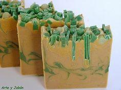 El arte del jabón: Jabones decorados