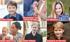 August Pictures, Inspirational Leaders, Lady Louise Windsor, Interesting Stories, A Child Is Born, Hard Workers, Highly Sensitive, Princess Charlotte, Meghan Markle
