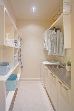 Modern Laundry | Du Bois Design Ltd