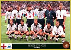 Fan pictures - 1998 FIFA World Cup France. Fifa World Cup France, 1998 World Cup, England National Team, World Cup Teams, Fan Picture, Anglia, Garra, Football, Scrapbooks