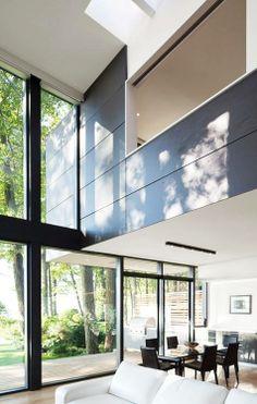 Interior inspiration. Black and white. #interior #style