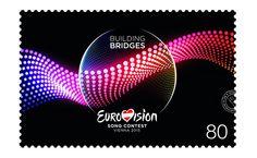 COLLECTORZPEDIA: Austria Stamps Euro Vision Song Contest Vienna 2015