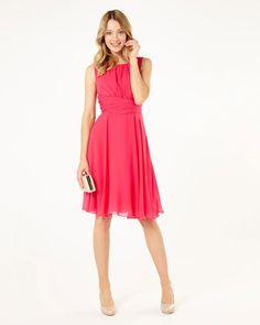 Marti Chiffon Dress