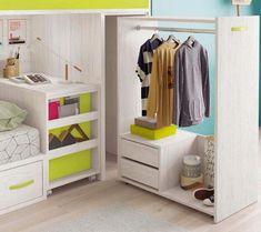 Home office quarto beliche 54 Ideas for 2020 Interior Design Your Home, Home Room Design, Kids Room Design, Home Office Design, Smart Furniture, Space Saving Furniture, Bed Furniture, Furniture Design, Small Room Bedroom