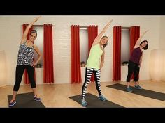 40-Minute Metabolism Boosting Workout | Class FitSugar - YouTube