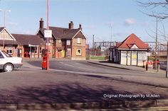 Rayleigh Station - Picture of the cafe taken about 6 months before a bus demolished it! Taxi, Over The Years, 6 Months, England, Sea, Mansions, The Originals, House Styles, Pictures