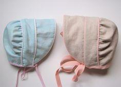 Peekaboo Bonnet Sewing Pattern PDF