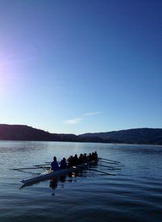 Rent a kayak and paddle Lake Casitas.