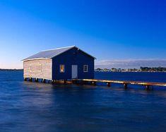 Crawley Edge Boatshed, Perth, Western Australia - Edit Listing - Etsy