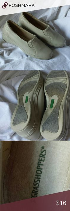 Grasshoppers ,Slip on Used Grasshoppers, 7 M Grasshoppers Shoes