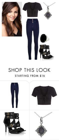 """Tori Vega"" by charmedgreys ❤ liked on Polyvore featuring Ash and NOVICA"