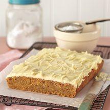 Carrot and Orange Cake - Gluten free