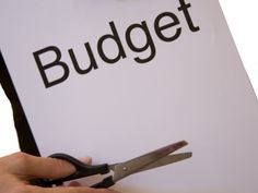 """""""A budget tells us what we can't afford, but it doesn't keep us from buying it.""""-William Feather   http://hispanicsmb.com"""