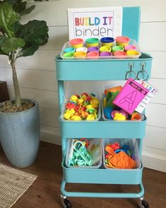 Spoiler alert it's a teacher cart. I will show you epic ideas for your teacher rolling cart and where to get it. Idea may change your life! Classroom Walls, New Classroom, Classroom Setting, Classroom Ideas, Autism Classroom, Classroom Pictures, Toddler Classroom, Classroom Community, Classroom Inspiration