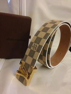 Louis Vuitton Belt by KavaLuxuryGoods on Etsy, $199.00