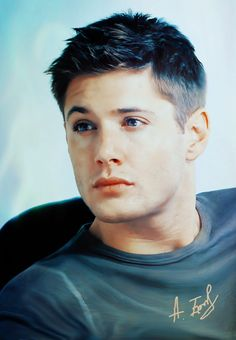 Jensen blue steel supernatural