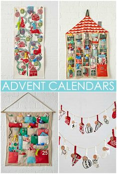 Need ideas to make Advent extra special this year? These Advent calendar ideas are perfect for kids to count down the 25 days until Christmas morning.