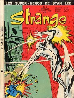 Strange -1- Strange 1