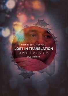 Lost in Translation - Bob/Bill Art Print