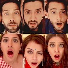 Oberois Best Tv Couples, Funny Couples, Shrenu Parikh, Nakul Mehta, Dil Bole Oberoi, Surbhi Chandna, Births, Jennifer Winget, Cute Family