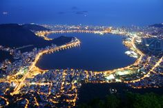 Lagoa Rodrigo de Freitas - Rio de Janeiro, Rio de Janeiro