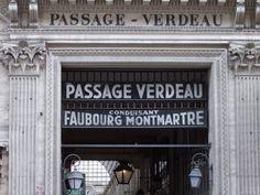 Passage Verdeau - 12 Must Do Experiences in Paris