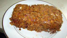"""recette Pain de lentilles (pain de """"viande"""" végétarien)"""