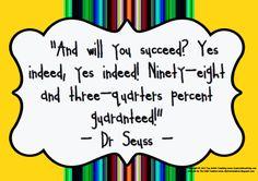 I will succeed! (98 and 3/4 percent guaranteed!
