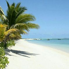 Le Morne Beach, Mauritius (country in the Indian ocean east of Madagascar)