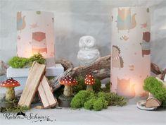 Budenzauber Lichthüllen Waldtiere