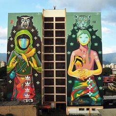 STEEP! - Maracay, Aragua, Venezuela. 11/2015 #steep #maracay #aragua #venezuela #graffiti #streetart #urbanart #elgraffiti #art #mural @steepart