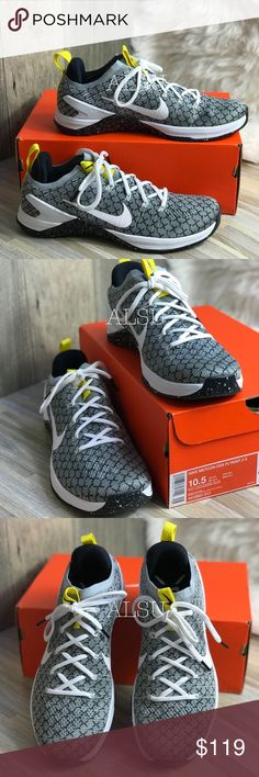 new concept 8b13f 3effd Nike Metcon DSX Flyknit B W Dynamic Yellow Men s Brand new with box. Price