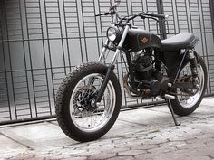 "Honda Tiger GL 200 ""14th Attempt"" by Darizt Design"