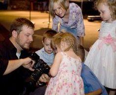 Matt Swalling, photographer and music teacher at Palmer Jr. Middle School, Alaska