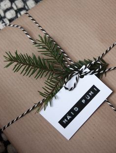 Studio Anu Reinson is a creative studio working in the fields of interior design, interior and prop styling, photography and art. Nordic Christmas, Natural Christmas, Christmas Wishes, Christmas Home, Christmas Ideas, Present Wrapping, Prop Styling, Christmas Wrapping, Merry Xmas