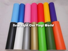 High Quality Matte Mint Car Wrap Vinyl Film Roll Air Free Bubble For Car Stickers Size:1.52*30m/Roll