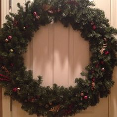 Christmas Wreath Holiday Wreath Winter Wreath by TheRitzyWreath, $125.00