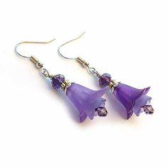 Tutorials | Creative Beading Dreaming Of Flowers Earrings | Beading & Jewellery Making Tutorials